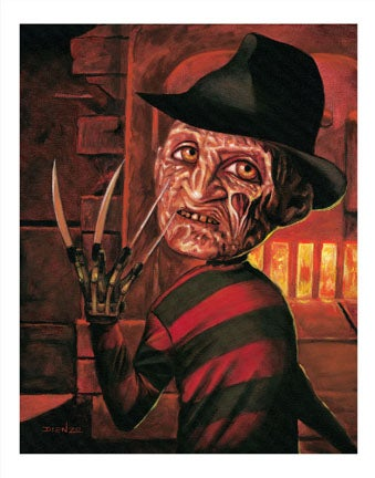 Image of Freddy Dreaming