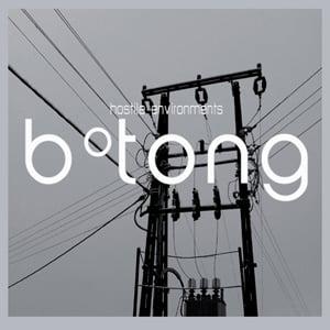 """Image of B°TONG """"Hostile environments"""" CD (grey013)"""