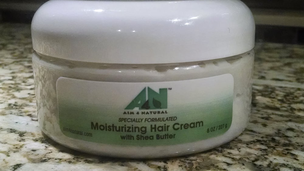 Image of Specially-Formulated Hair Cream 8oz/227g
