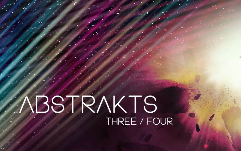 Image of Abstrakts Three & Four