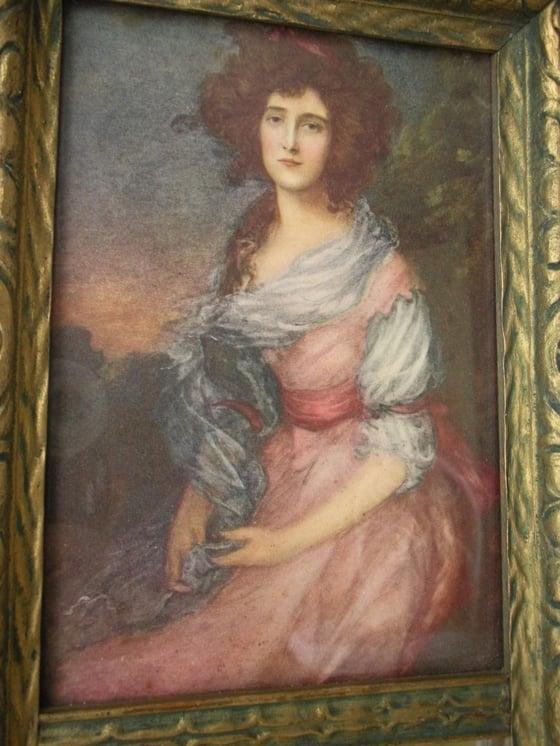 Image of Italian Trumeau