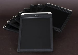 Image of Sheet film holders 4X5 5X7 8X10 for large format cameras