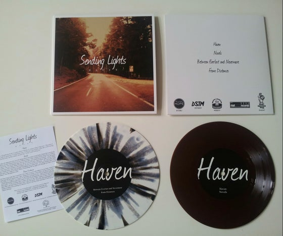 "Image of HAVEN 7"" VINYL"