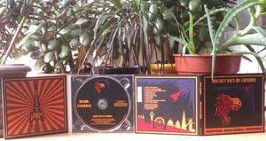 Image of ROCKET OUT OF LONDON - CD. FREE UK P&P!