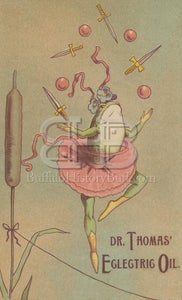 Image of Dr. Thomas' Eclectric Oil - Highwire Act