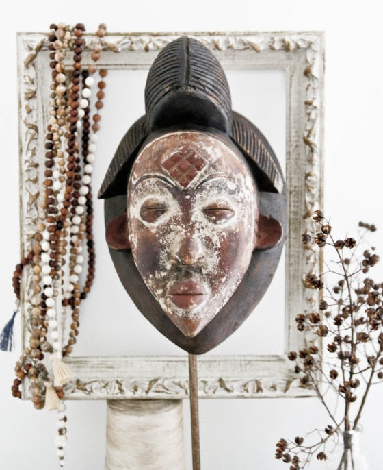 Image of Ashanti Mask