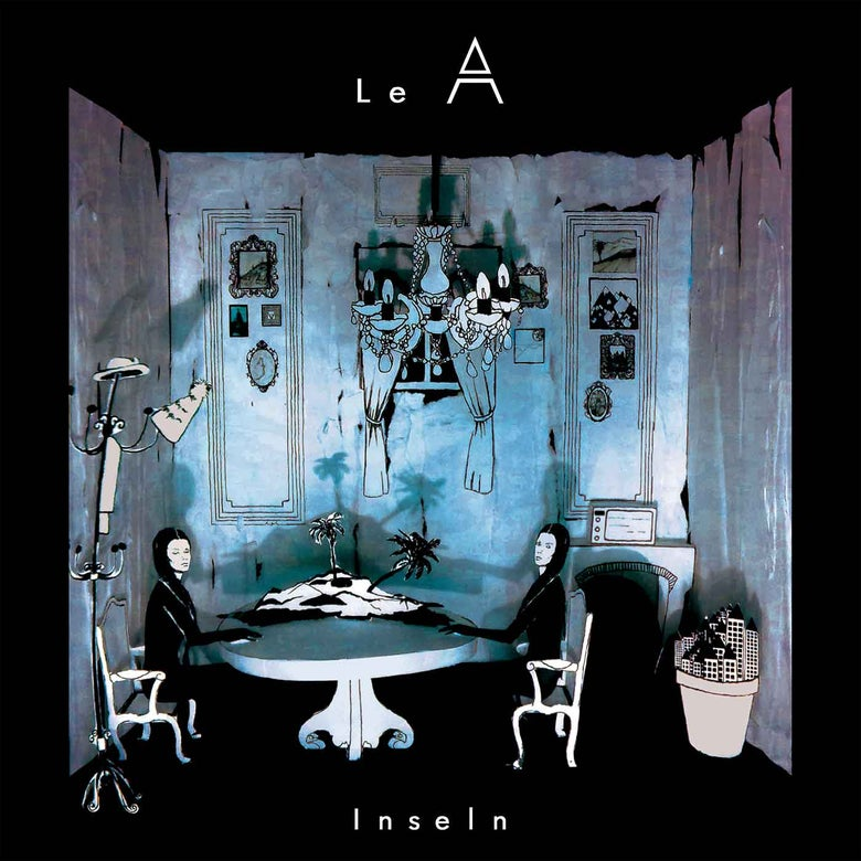 Image of Le A - Inseln CD