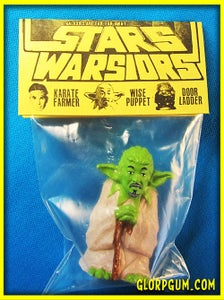 Image of Stars Warsiors Wise Puppet Toy