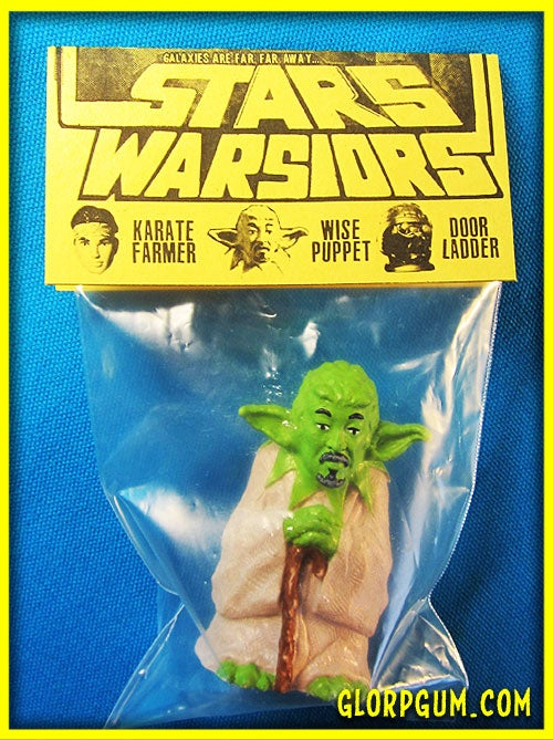Stars Warsiors Wise Puppet Toy