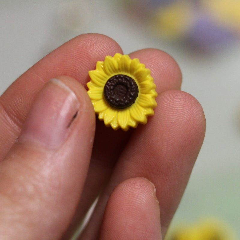 Image of Baby Sunflower Plugs (sizes 2g-7/16)