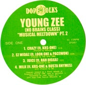 "Image of YOUNG ZEE ""MUSICAL MELTDOWN"" PT.2 **SOLD OUT**"