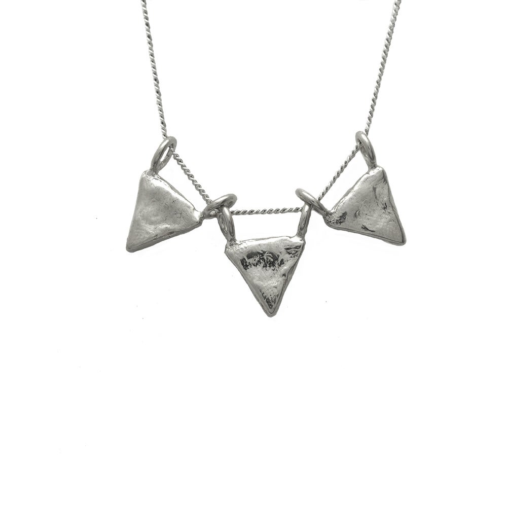 Image of Bunting Necklace 3D