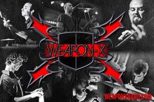 Image of The Official Weapon-X Band Poster