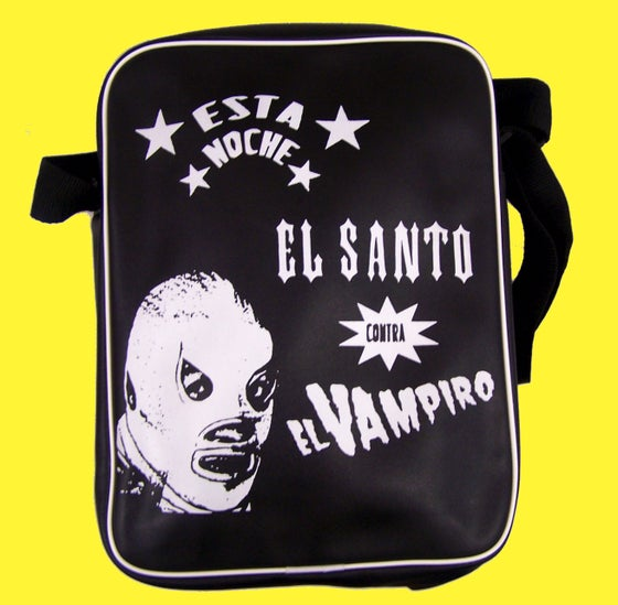 """Image of """"El Santo"""" Shoulder Bag"""