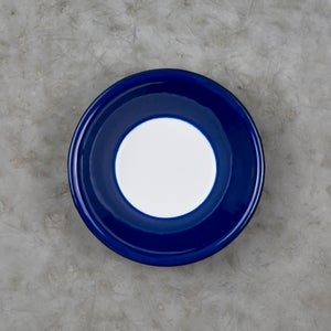 Image of Enamel Bowl COBALT 12cm