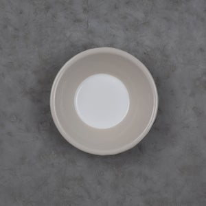 Image of Enamel Bowl SAND GREY 12cm