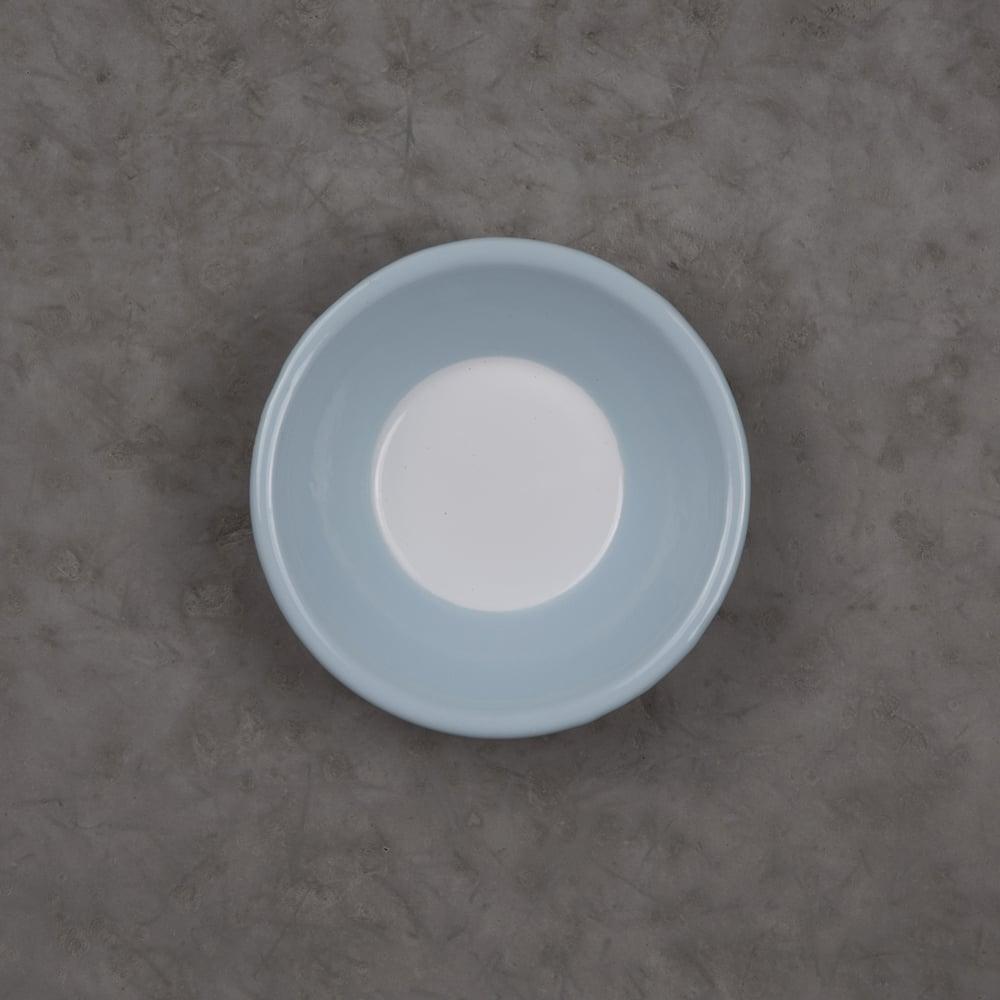 Image of Enamel Bowl 12cm - LIGHT BLUE