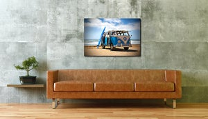 Image of SANO BUS - (Metal or Canvas)