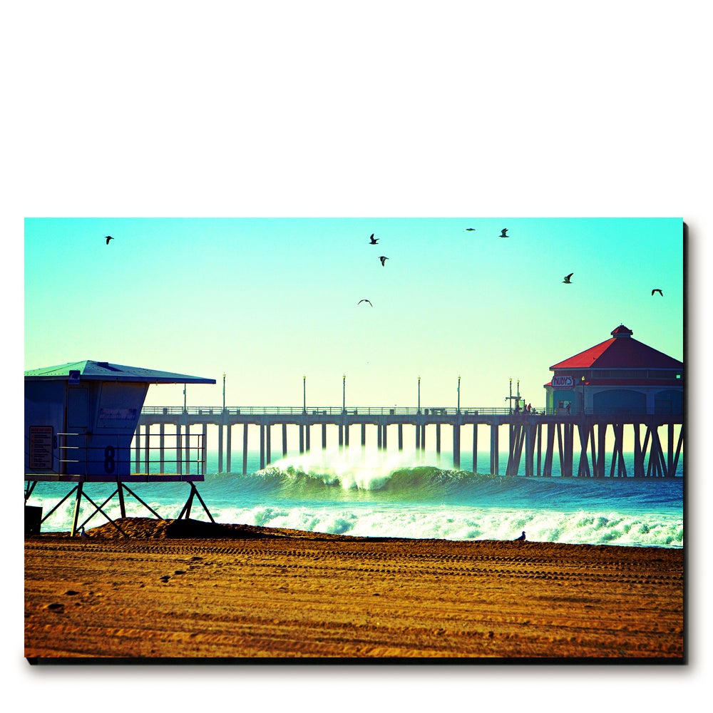 Image of HB OFFSHORES - (Metal or Canvas)