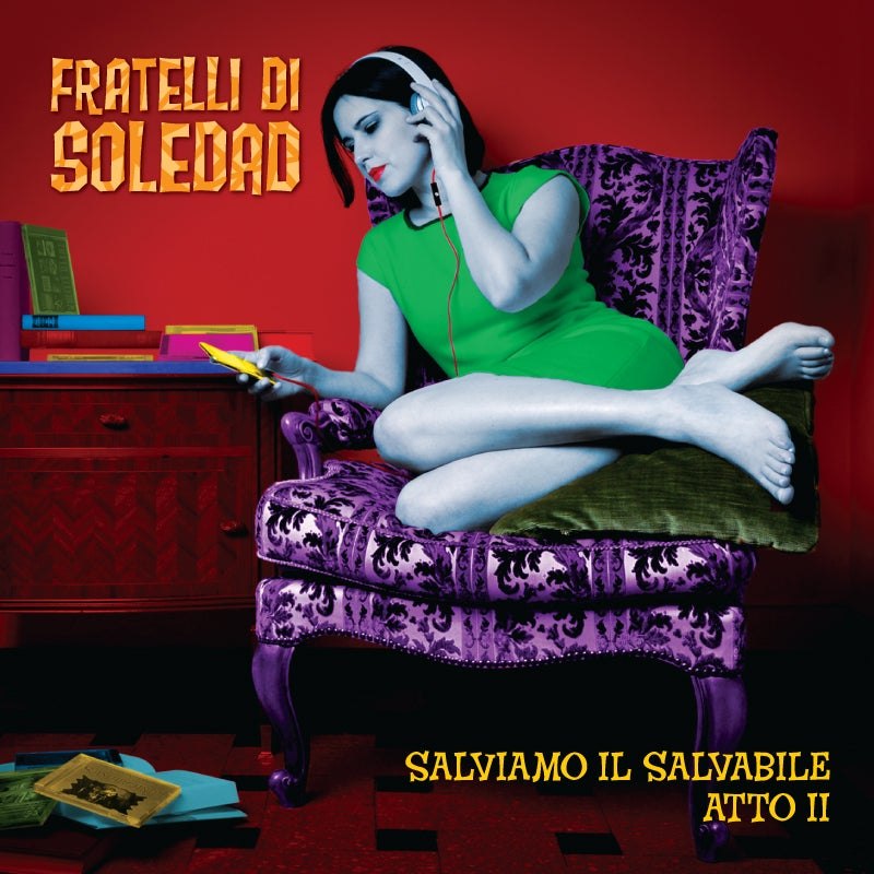 "Image of FRATELLI DI SOLEDAD ""Salviamo il Salvabile Atto II"" Cd"