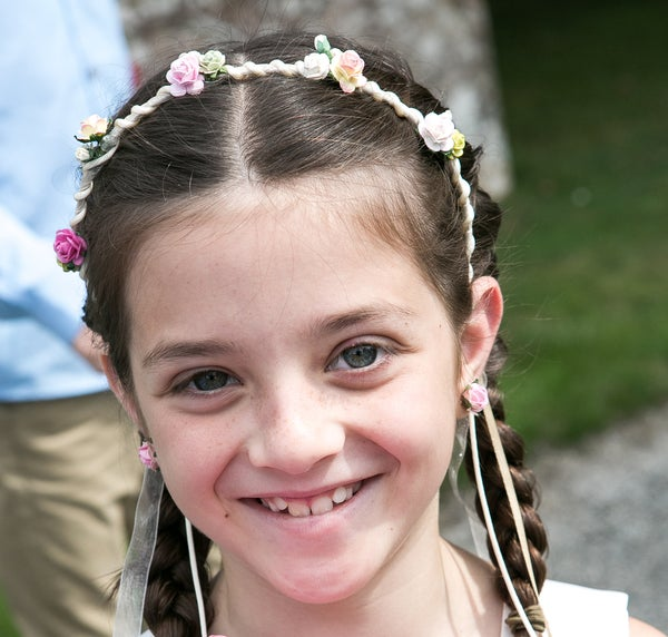 Lily Hairband - Laura Pettifar Designs