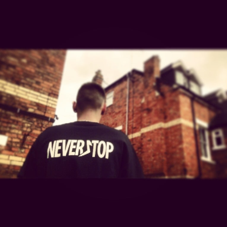 Image of Neverstop Wolf Tee
