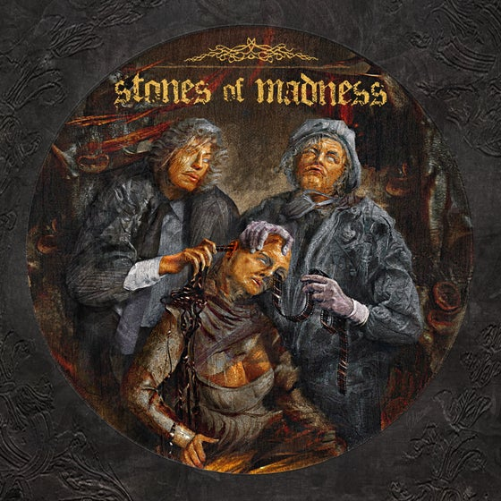 Image of Stones Of Madness - Limited Edition incl. guitar pick!