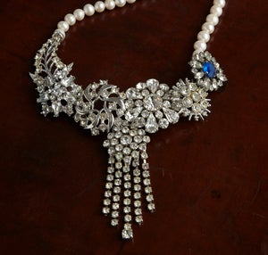 Aurora Vintage Necklace - Laura Pettifar Designs