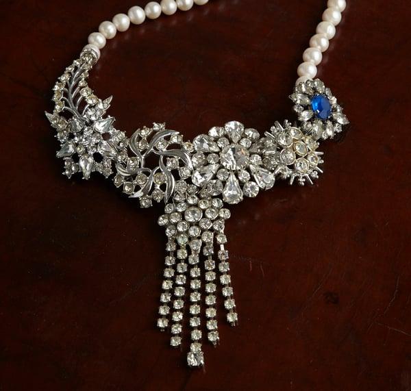 Aurora Vintage Necklace - Laura Pettifar Designs
