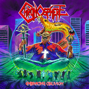 Image of Chronosphere - Embracing Oblivion CD (Free shipping)