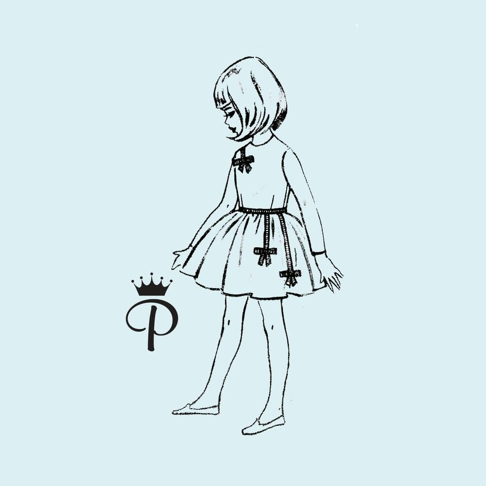 Image of Frankie dress - Black - PRESALE