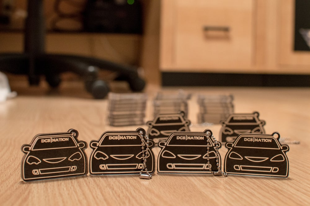 Image of Rsx Keychains