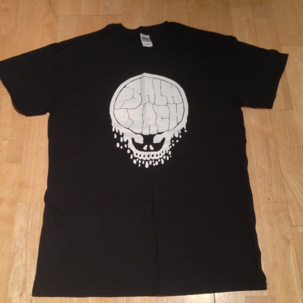 Image of Psalm Beach Brains T-Shirt Black