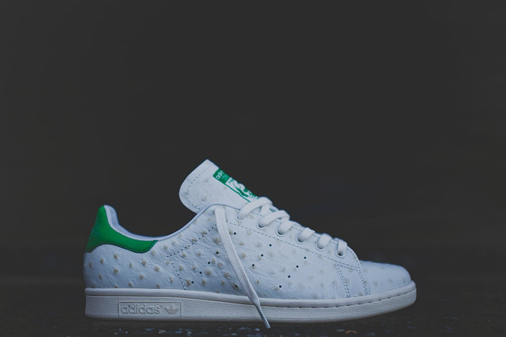 "Image of Adidas Consortium Stan Smith ""Ostrich"" M22242"