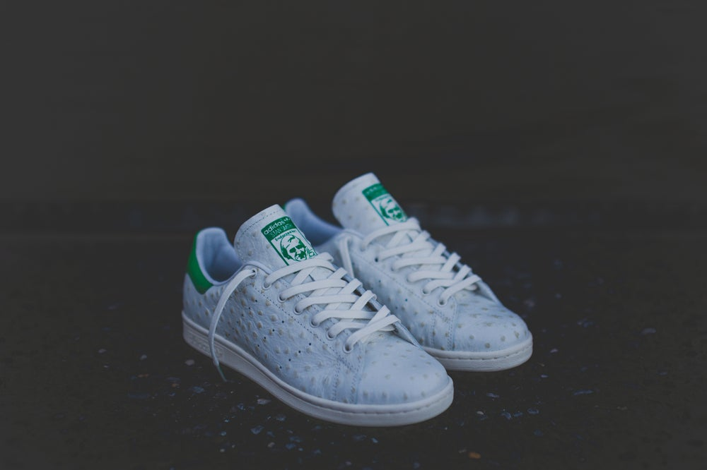 """Image of Adidas Consortium Stan Smith """"Ostrich"""" M22242"""