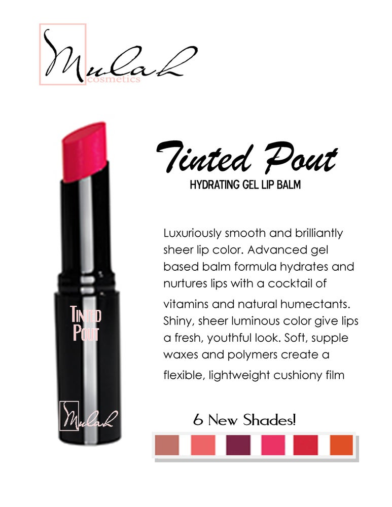 Image of Tinted Pout - Hydrating Sheer Lip Color