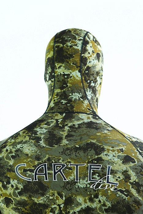 Image of Cartel Dive Ghost Wetsuit 5mm