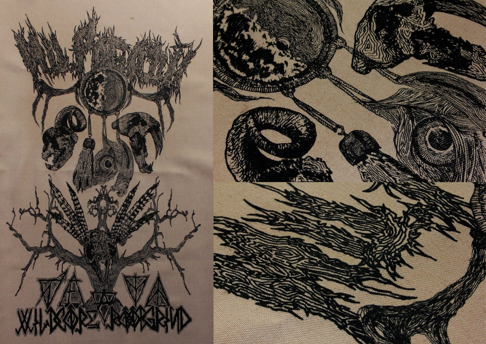Image of NP Wildcore RootGrind Back Patch