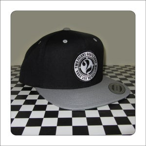 Image of Two Felons EST 04 Snap Back (BLK/SLVR)