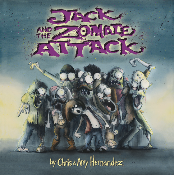 Image of Jack and the Zombie Attack (Hardcover)