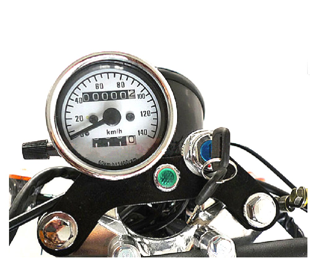 Image of Cafe Racer Speedo bracket for Honda CG125