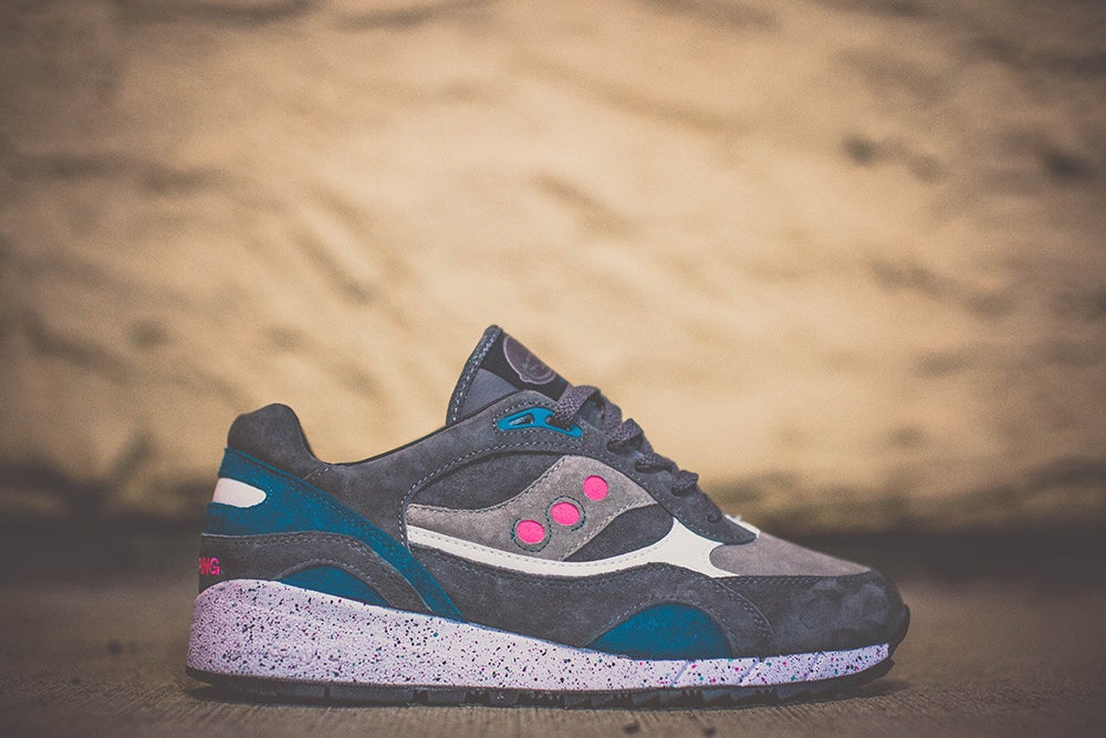 "Image of Saucony Shadow 6000 x Offspring ""Running Since ..'96"" 701412"