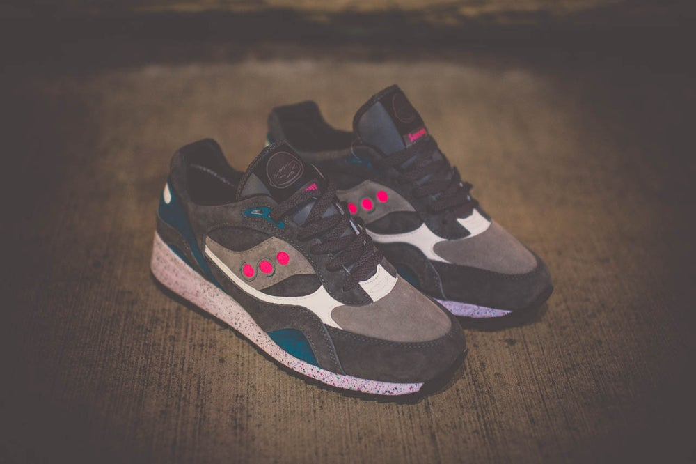 """Image of Saucony Shadow 6000 x Offspring """"Running Since ..'96"""" 701412"""