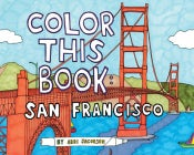 Image of Color This Book - San Francisco