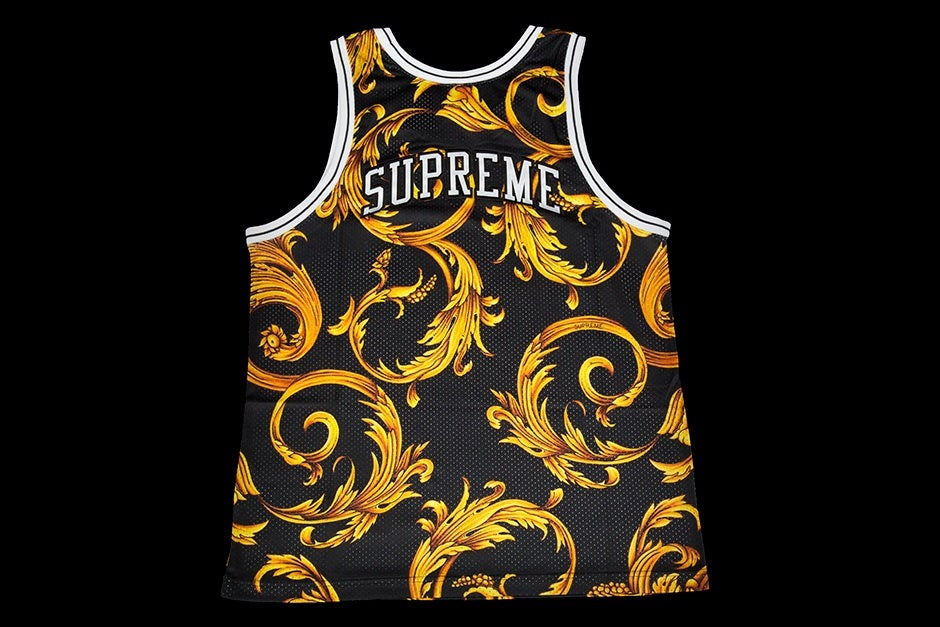 Kicks4Sale — Supreme Nike basketball Jersey (Size XL) (Black) d5770bcb2