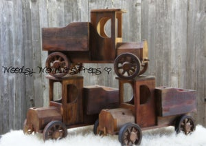 "Image of Woodsy Wonders Country (and a little bit rustic!) ""Farmer's Truck"""
