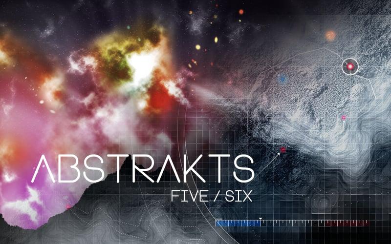 Image of Abstrakts Five & Six