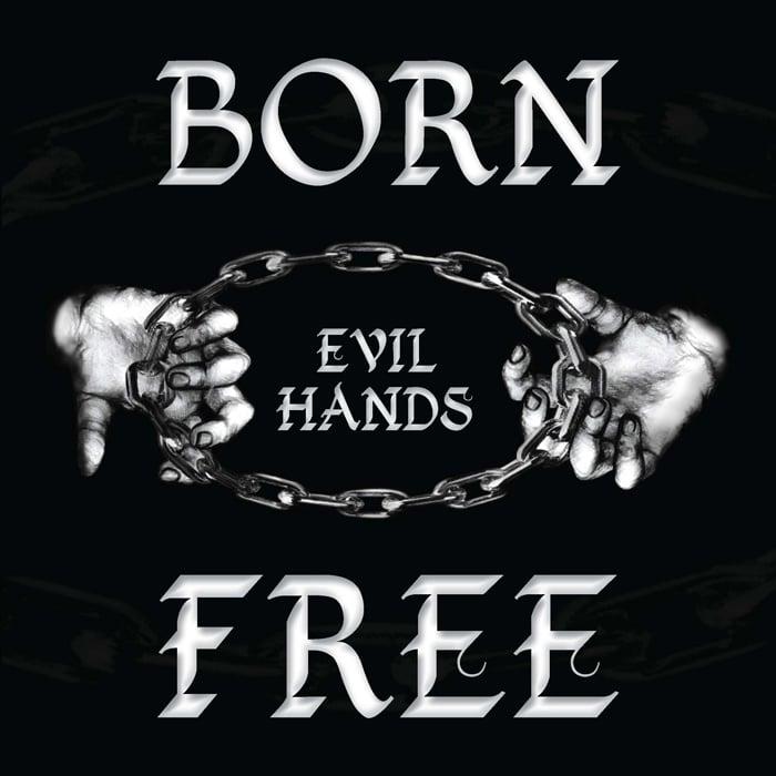 """Image of SR06 Born Free """"Evil Hands"""""""