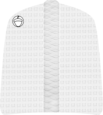 Image of FRONTPAD WHITE