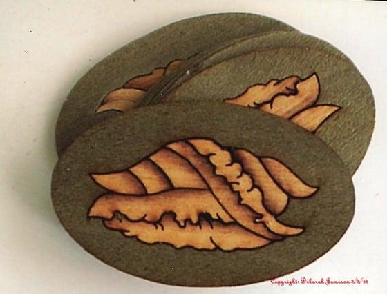 Image of Item No. 398. Shell Design.